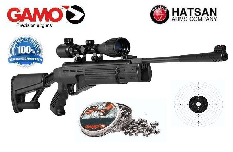 4683dd305 Vzduchová puška Hatsan Striker AR cal.4,5mm SET