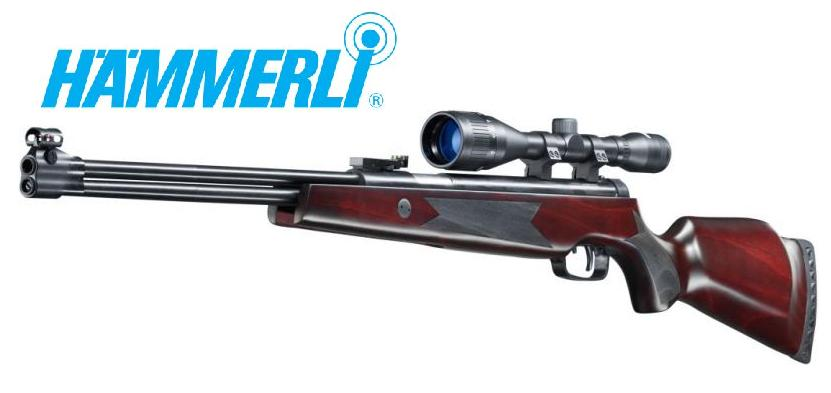 30bd69ce8 Vzduchová puška Hammerli Force 900 COMBO cal.4,5mm
