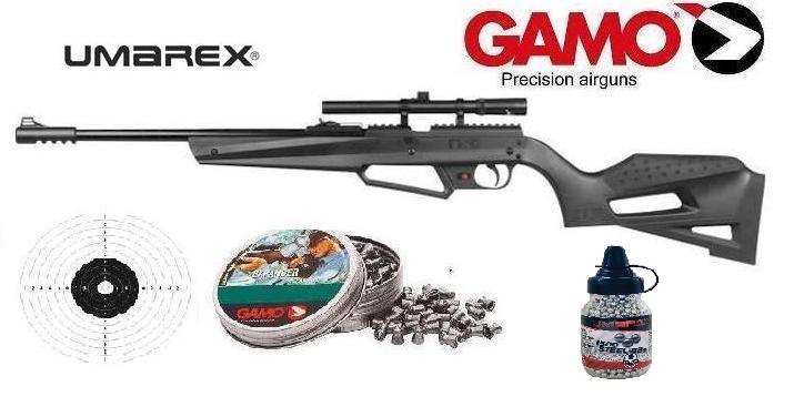 9256c1cdd Vzduchová puška Umarex NGX APX cal.4,5mm SET